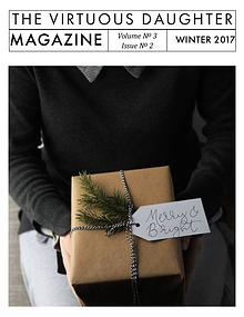 The Virtuous Daughter Magazine