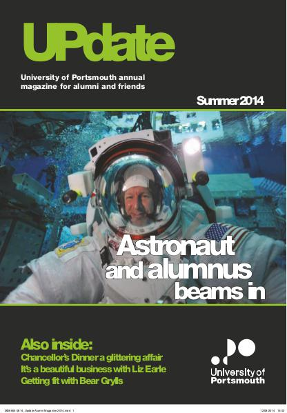 Alumni Update Magazine 2014