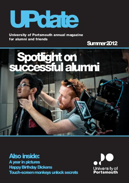Alumni Update Magazine