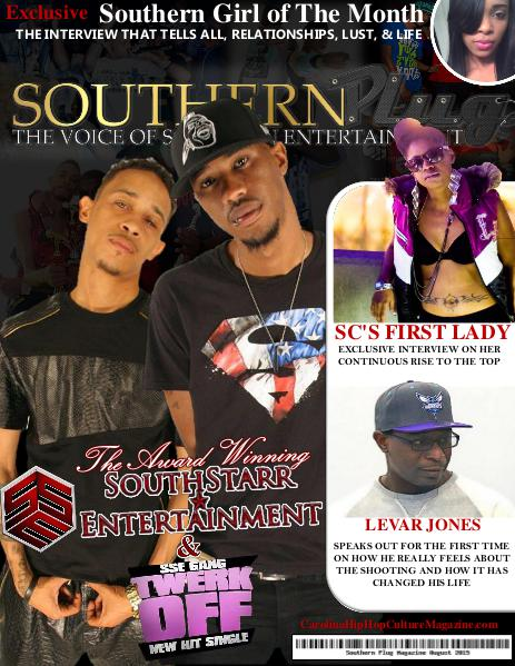 Southern Plug Magazine: Inaugural Issue  SSE Gang Volume 1 issue 1