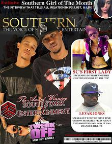 Southern Plug Magazine: Inaugural Issue  SSE Gang