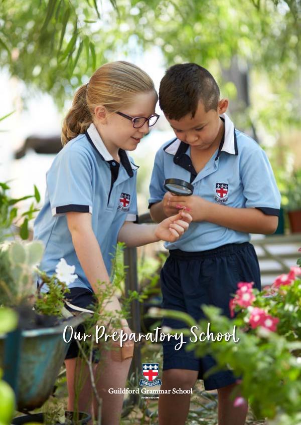 Guildford Grammar Preparatory School April 2020