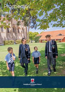 Guildford Grammar School Prospectus 2020