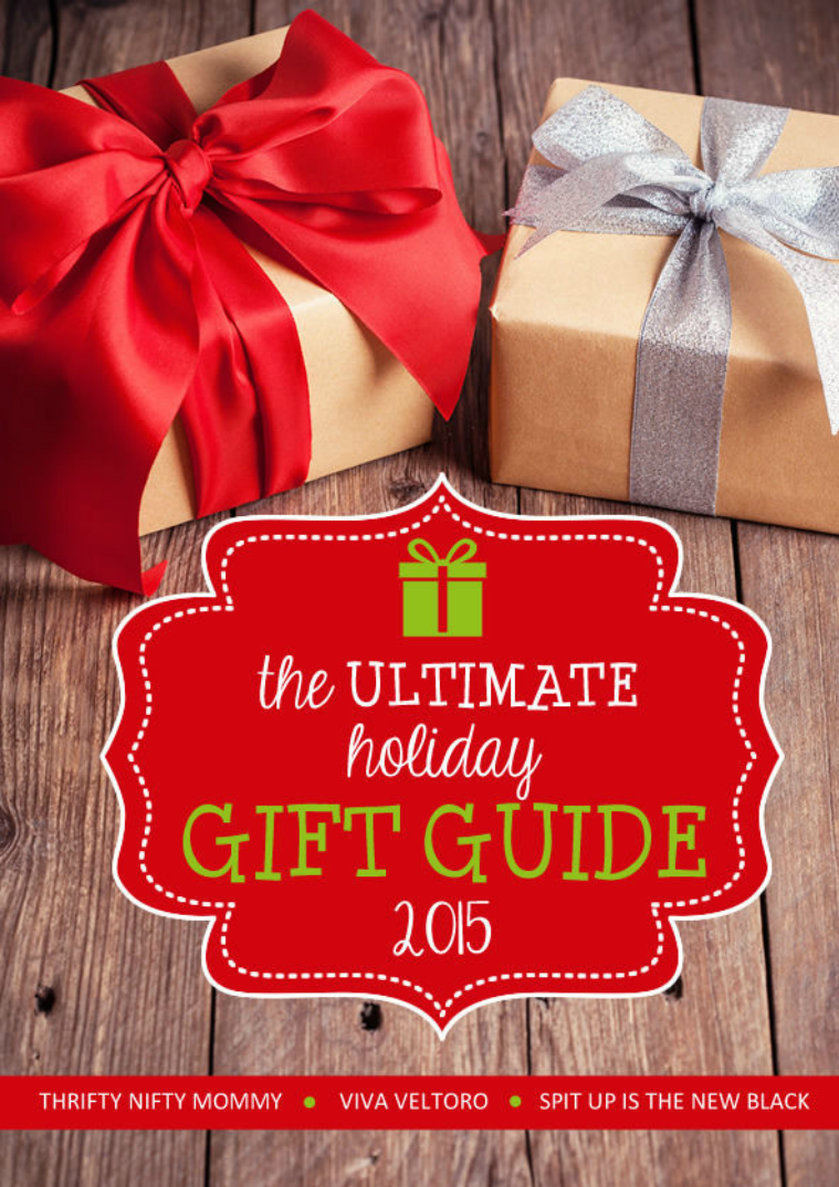 The Ultimate Gift Guide Holiday 2015