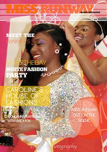 Miss Runway Model Magazine