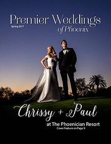 Premier Weddings of Phoenix - Spring 2017
