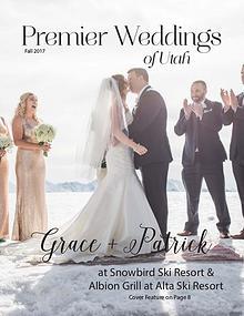 Premier Weddings of Utah Magazine