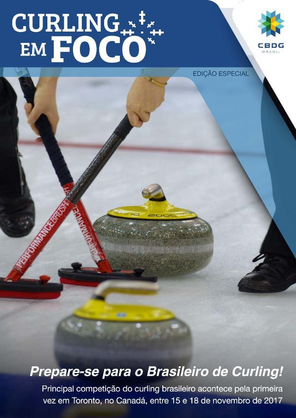 Guia Campeonato Brasileiro de Curling CBDG