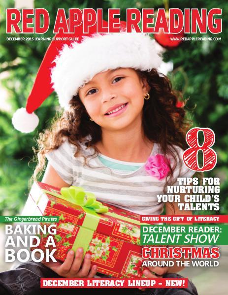 Red Apple Reading Magazine December 2015