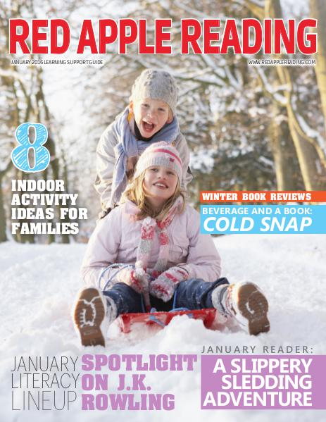 Red Apple Reading Magazine January 2016