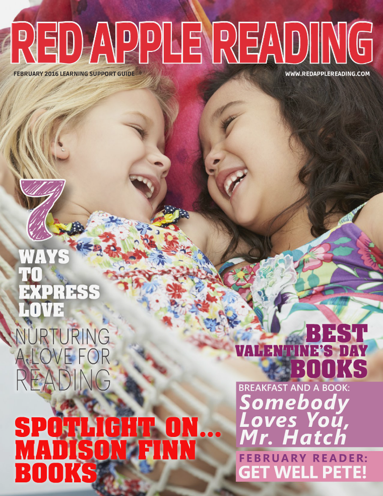 Red Apple Reading Magazine February 2016