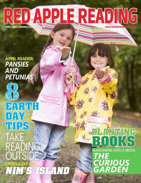 Red Apple Reading Magazine April 2016