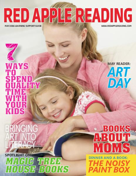 Red Apple Reading Magazine May 2016