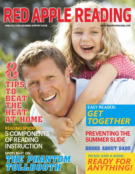 Red Apple Reading Magazine June-July 2016
