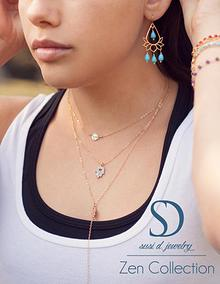 Zen-Yoga Collection by Susi D. Jewelry