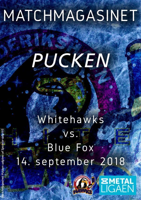 White Hawks White Hawks vs. Blue Fox