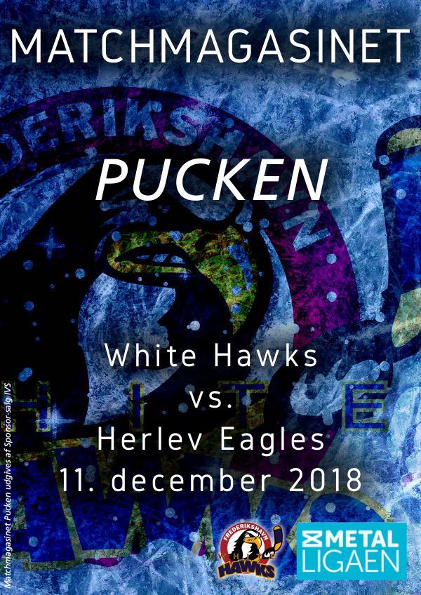 White Hawks vs. Eagles