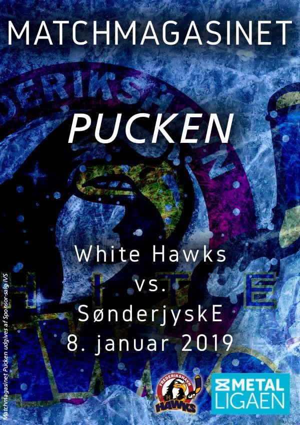 White Hawks vs. SønderjyskE