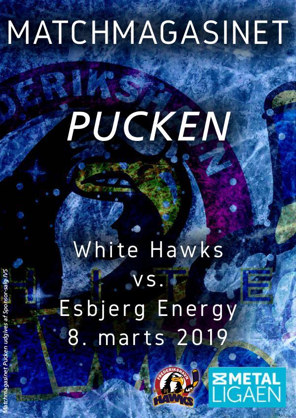 White Hawks vs. Energy 8. marts