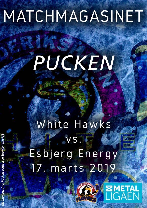 White Hawks vs. Energy 17. marts