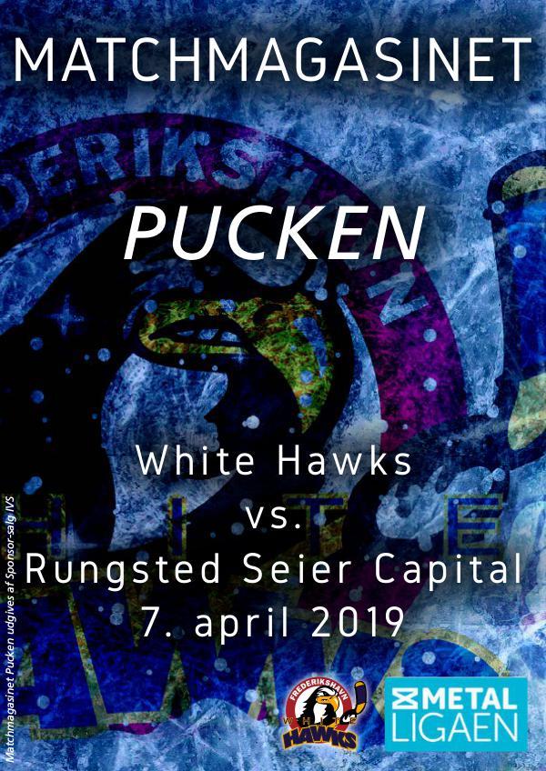 White Hawks vs. Seier Capitals 7. april