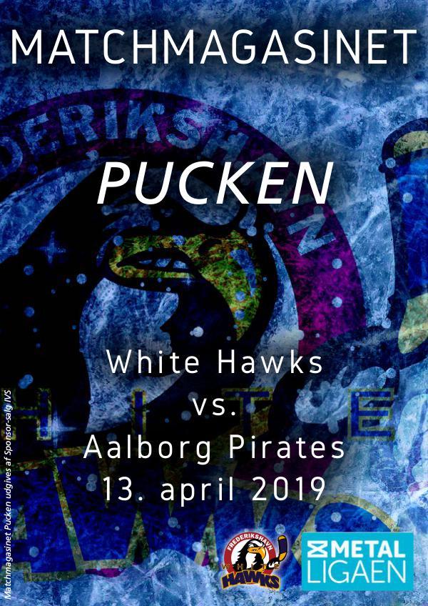 White Hawks vs. Pirates 17. april