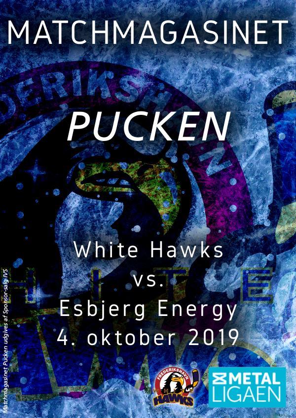 White Hawks White Hawks vs. Esbjerg Energy 4. oktober