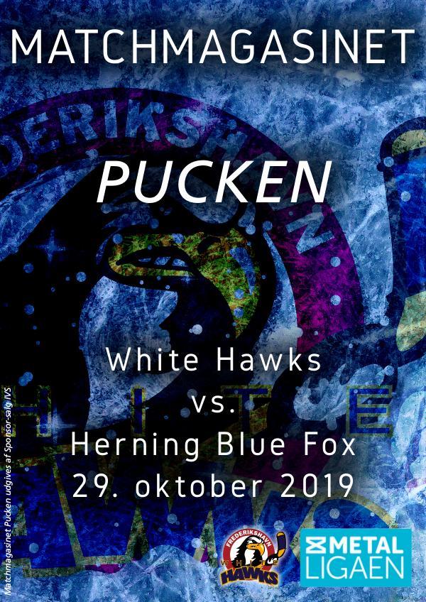 White Hawks White Hawks vs Herning Blue Fox