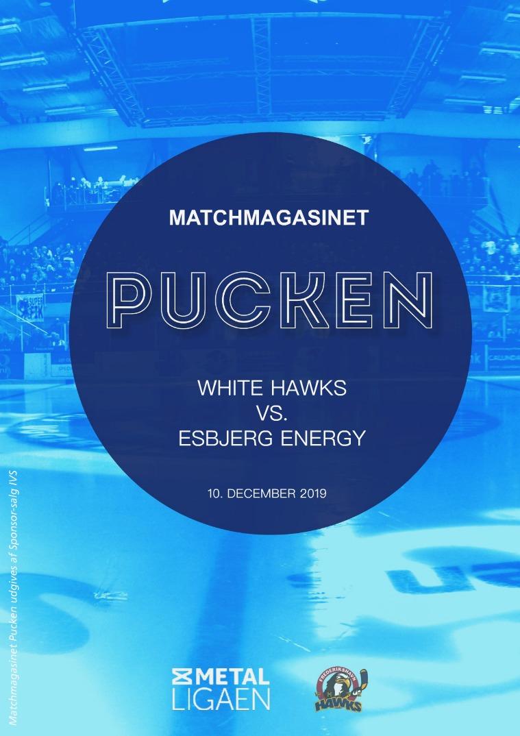 White Hawks vs. Esbjerg Energy