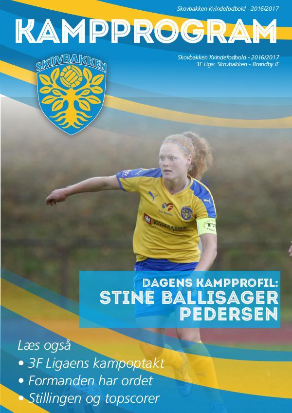 Skovbakken - Brøndby IF 15. oktober