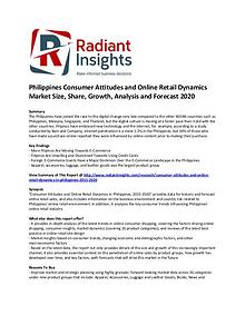 Consumer Goods Research Reports by Radiant Insights