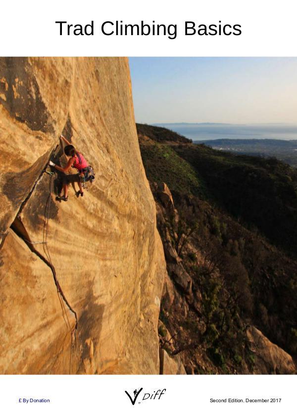 Trad Climbing Basics - VDiff Climbing Trad Climbing Basics - VDiff Climbing