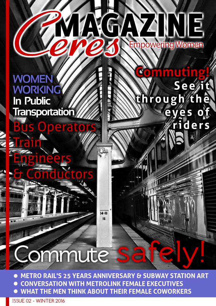 Ceres Magazine Issue 2 - Winter 2016