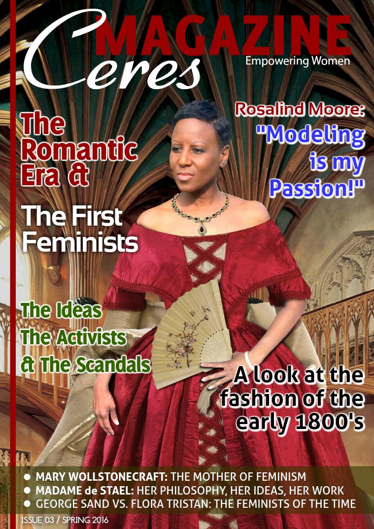 Ceres Magazine Issue 3 - Spring 2016