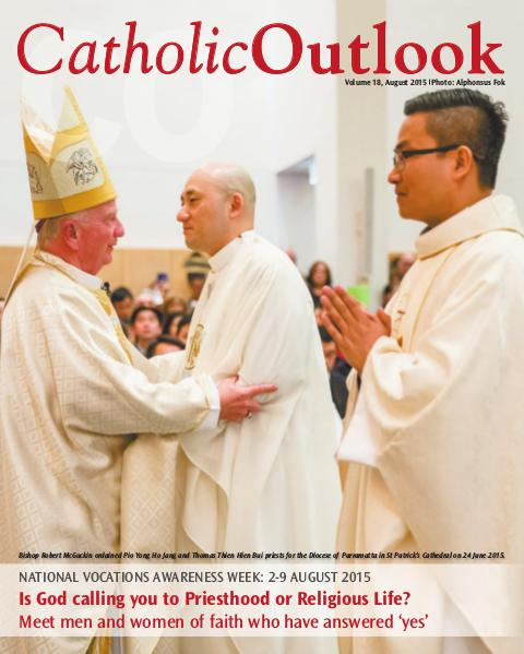 Catholic Outlook Volume 18, August 2015