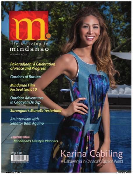 M (Life & Living in Mindanao) Mindanao Vol 7 No. 4