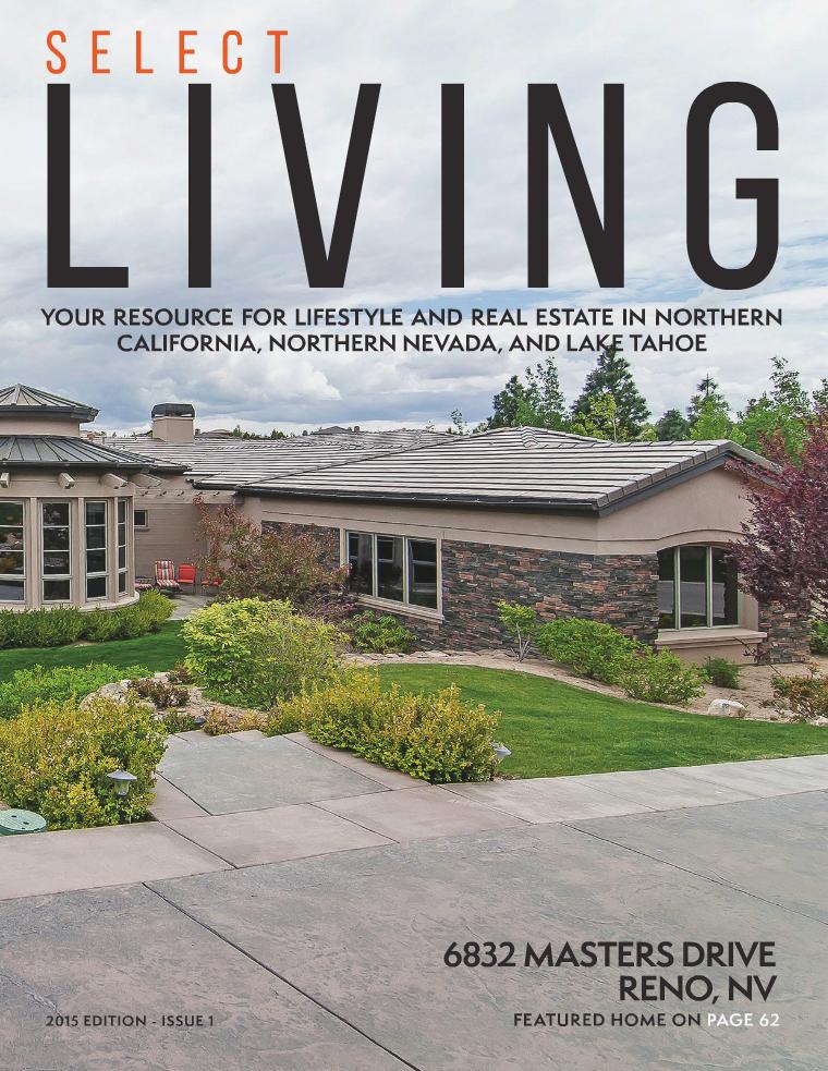 Select Living Magazine Issue I