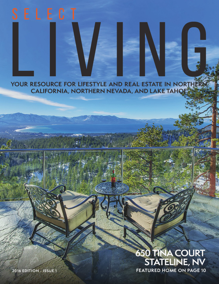 Select Living Magazine Issue II