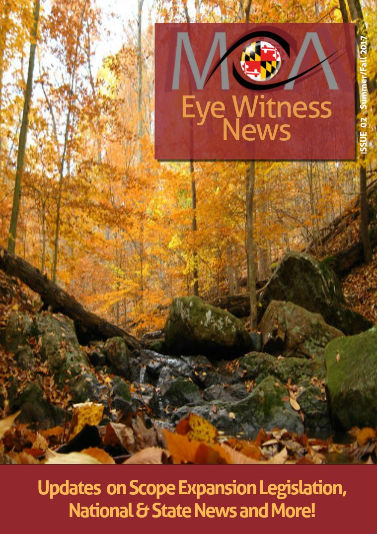MOA Eye Witness News 2017 Fall Edition