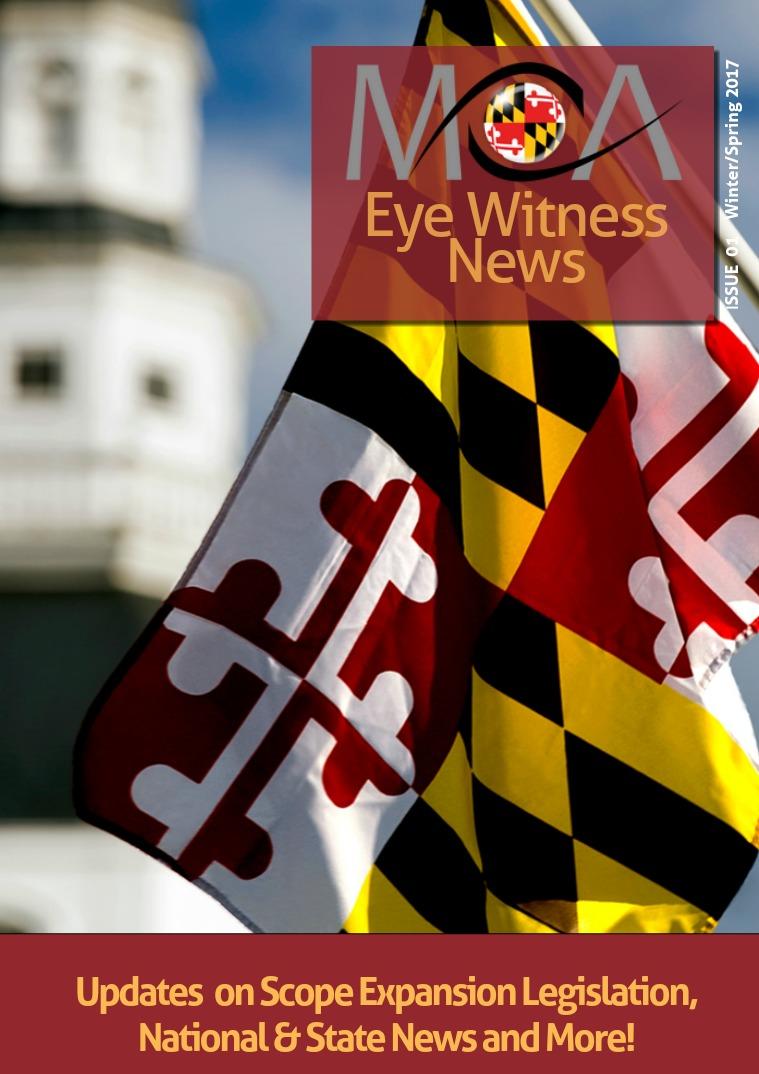 MOA Eye Witness News 2017 Winter Edition