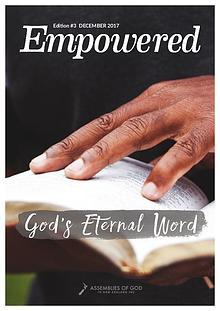 Assemblies of God Empowered Magazine