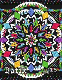 Batik Textiles Fall Fabric Collection and Quilts