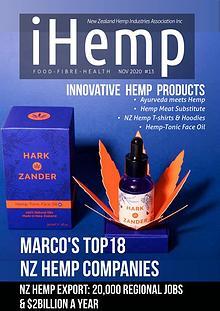 iHemp issue #13
