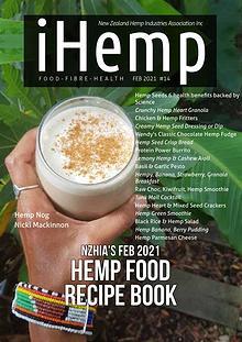 iHemp issue #14 (Recipe Book)
