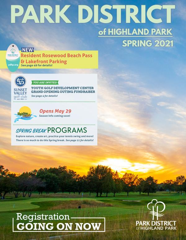 Spring 2021 Brochure
