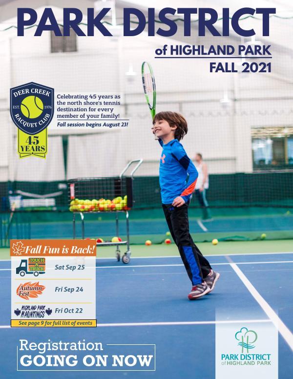 Fall Brochure 2021