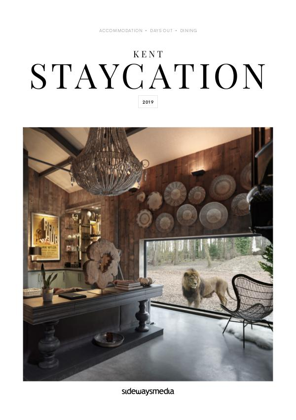 Kent Staycation 2019