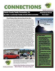 Winter19-Spring20 Connections Newsletter