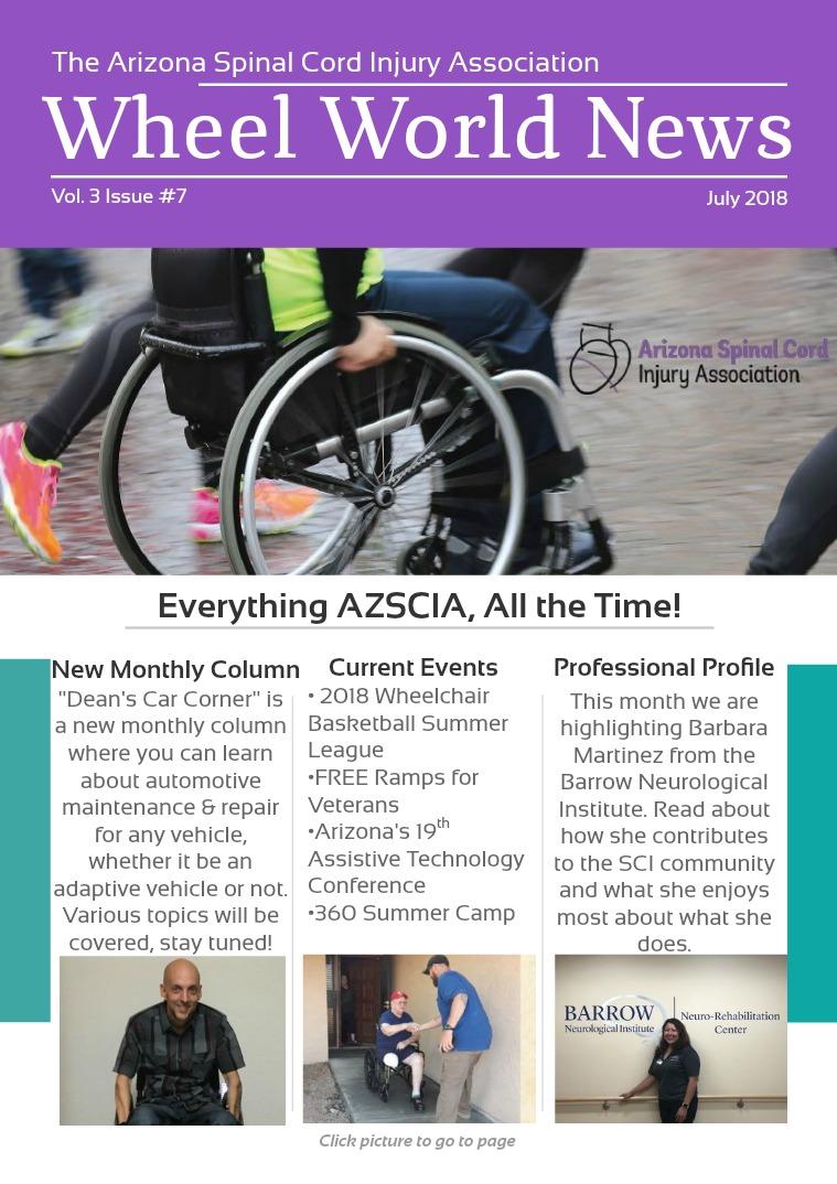 Wheel World News Issue 34 July
