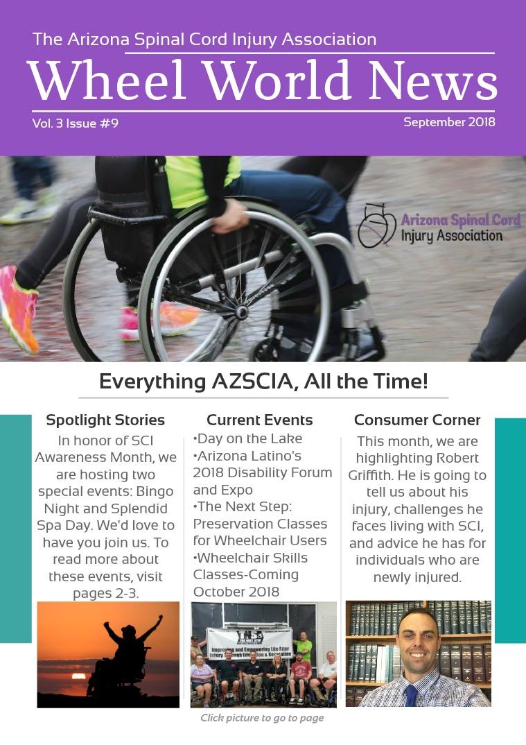 Wheel World News Issue 36 September